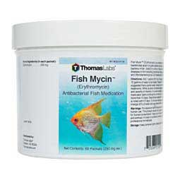 Fish Mycin Fish Antibiotic Thomas Labs